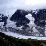 Glacier de tré la tête - Massif du Mont-Blanc - 2011