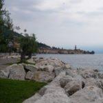 Salò - un joli port en rive ouest du Lac de Garde